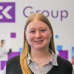 A picture of scientific Recruiter Sarah Farrow