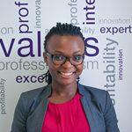 A photo of Recruitment Consultant Gorretti Kalema