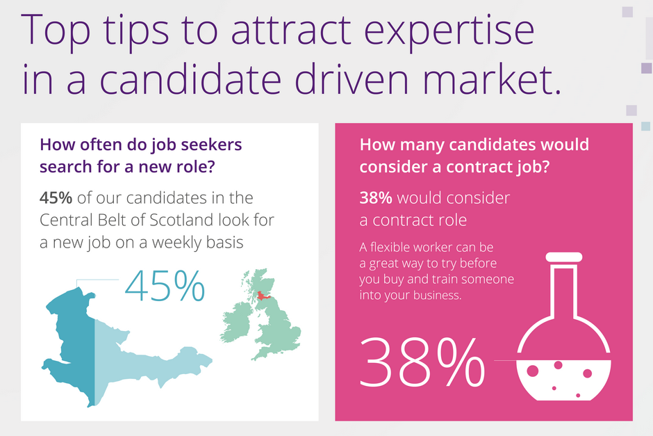 CK Recruitment Infographic