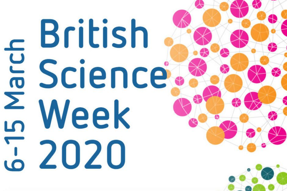 British Science Week 2020 graphic