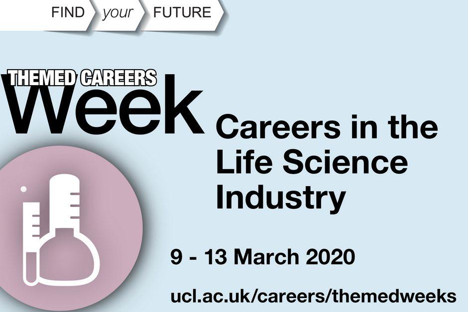 UCL Life Sciences Week 2020